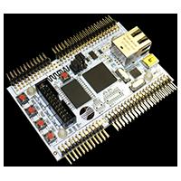 LPC4350 Development board with connectors
