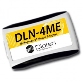 DLN-4ME Multi Protocol Master Adapter (with enclosure)