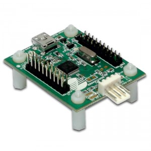 PC-I2C/SPI/GPIO Interface Adapter (with assembled connectors)