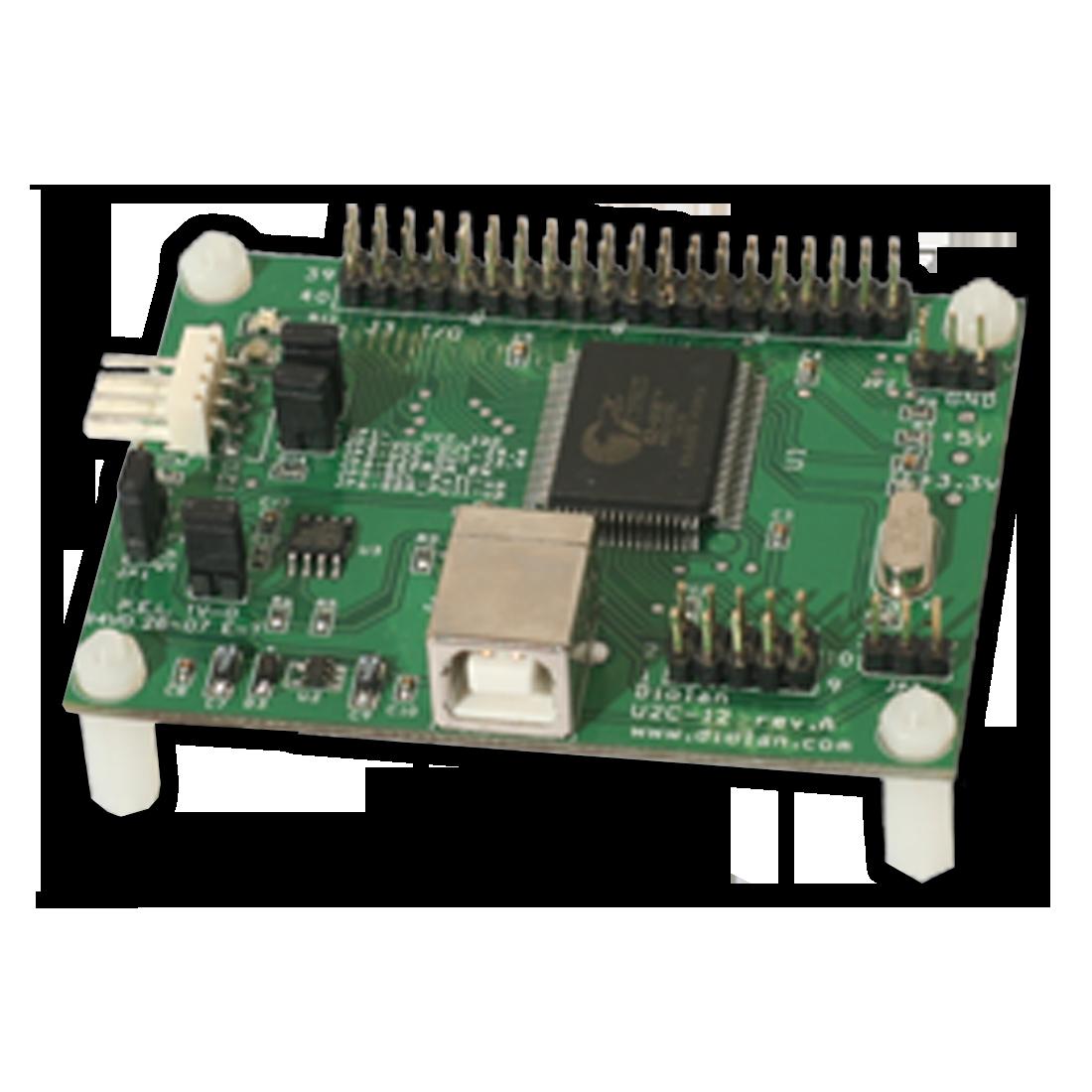 USB-I2C/SPI/GPIO Adapter