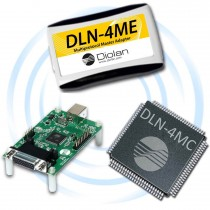 DLN-4M Multiprotocol Master Adapter (DLN Adapter Group)