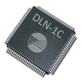 DLN-1C PC-I2C/SPI/GPIO Interface (system on chip)