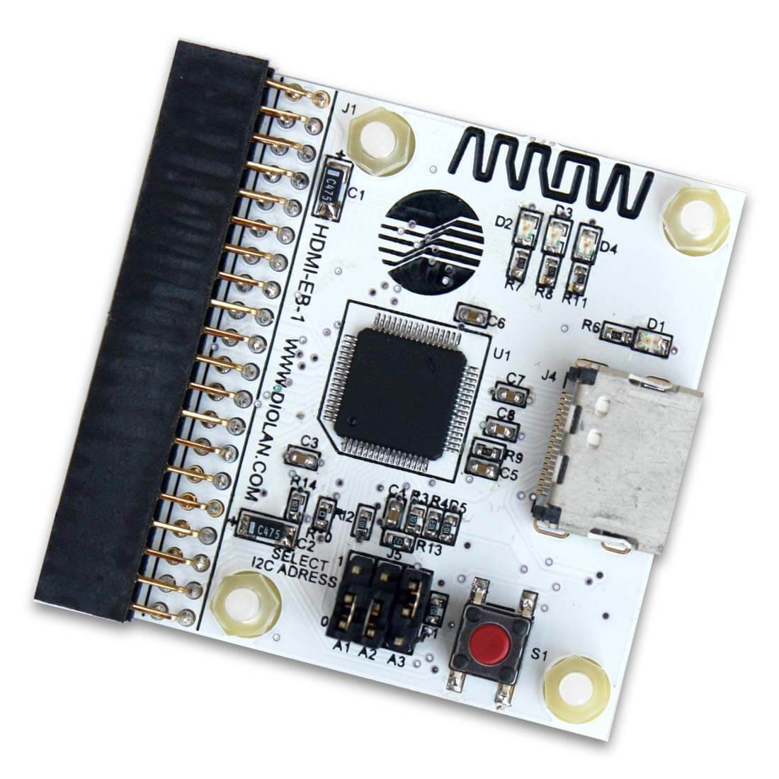 HDMI-EB-1 HDMI/DVI Extension Board