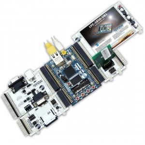 LPC1850-DB1 Development (Evaluation) Board (Development Board)