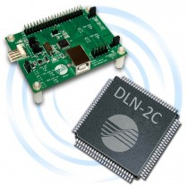DLN-2 USB-I2C/SPI/GPIO Adapter (DLN Adapter Group)
