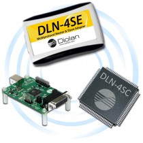 USB-SPI Master & Slave Adapter - DLN-4S (DLN Adapter Group)
