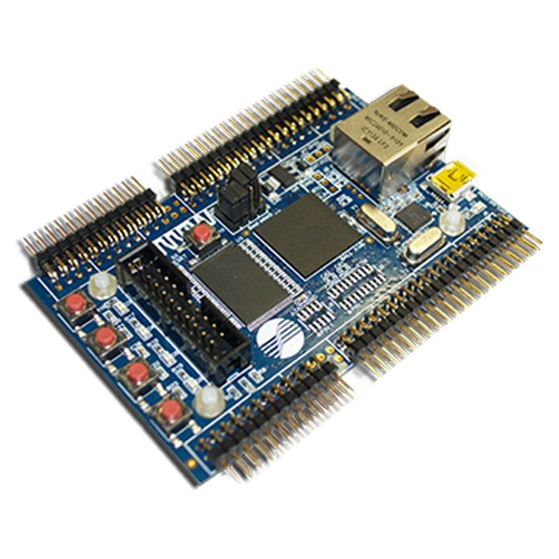 LPC1850-DB1-C Development Board (with external 64 Mbit SDRAM and connectors)