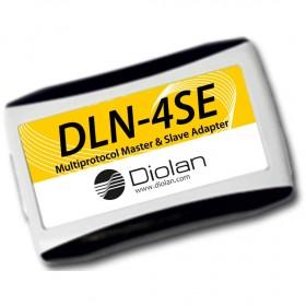 DLN-4SE Multi Protocol Master & Slave Adapter (with enclosure)