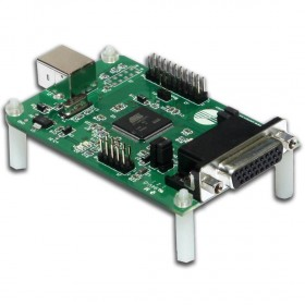 DLN-4S Multiprotocol Master & Slave Adapter (PCB board only)