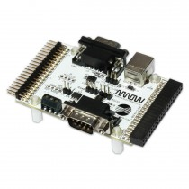 RS-CAN-EB-1 RS232, RS485, CAN Bus and Full Speed USB Extension Board
