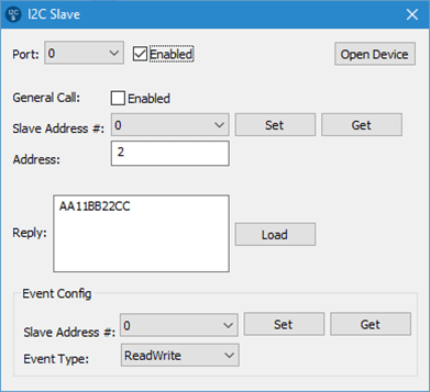 USB-I2C Adapters
